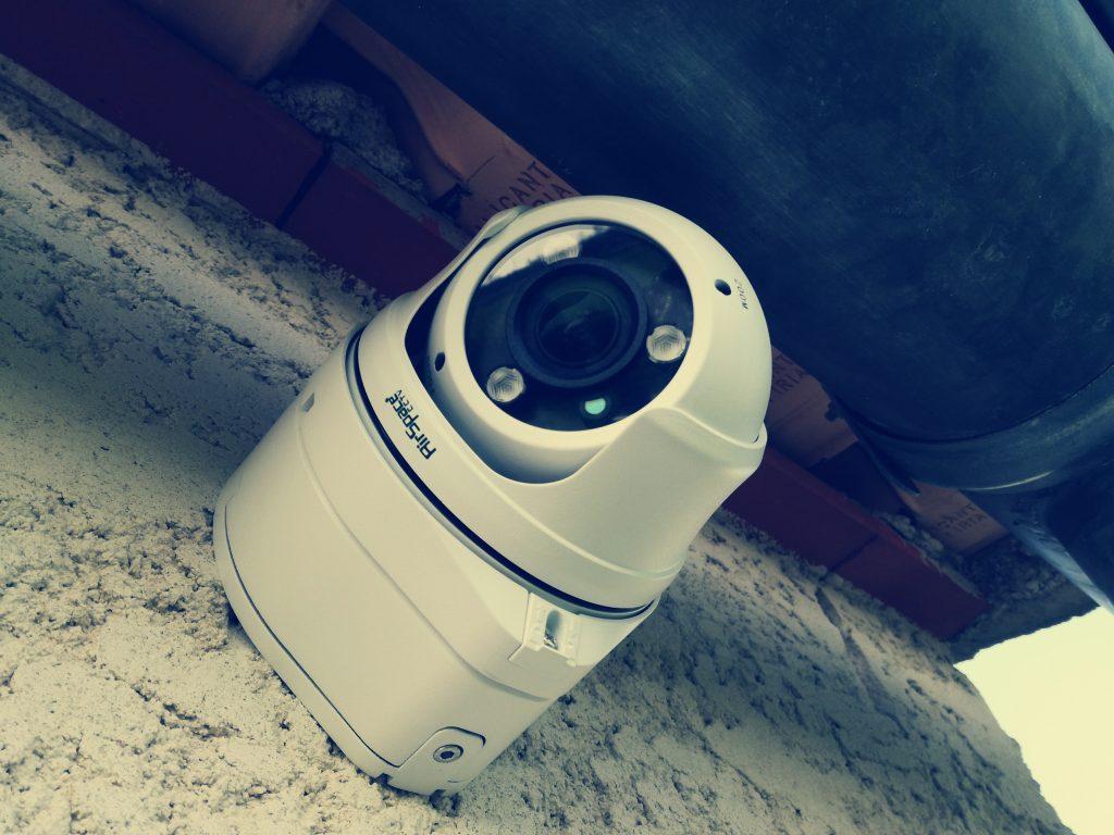 installation caméra de surveillance sur montpellier