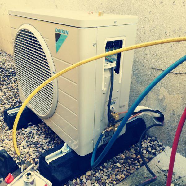 mise en service de climatisation à montpellier
