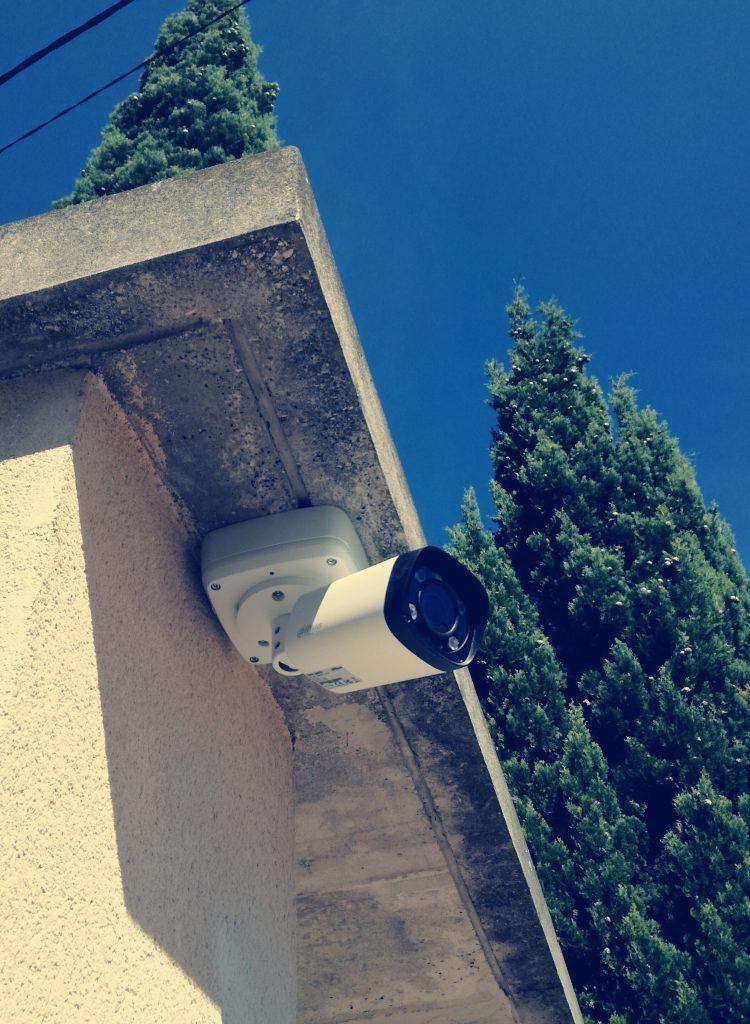 caméra de surveillance HD sur Montpellier