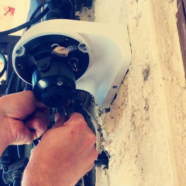 installation caméra de surveillance à Montpellier