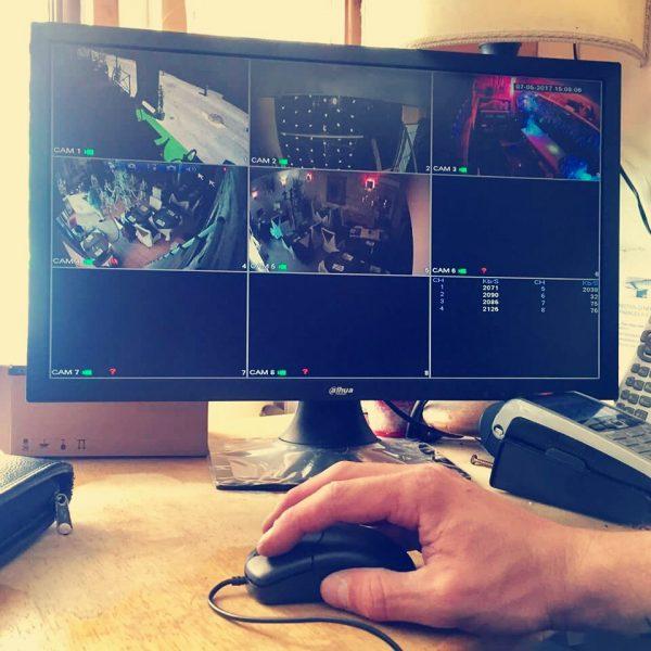 installation système vidéosurveillance professionnel à Montpellier