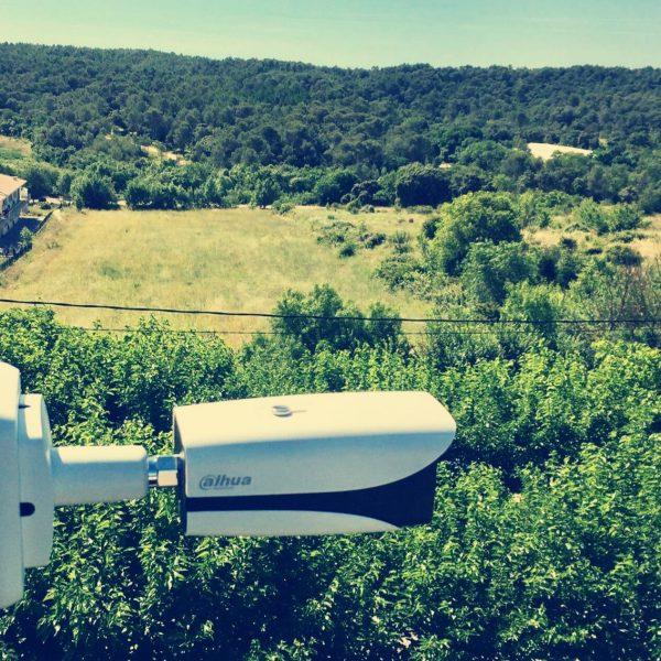 réglage caméra de surveillance à Montpellier