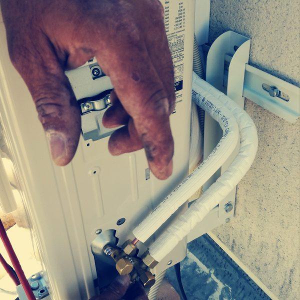 entretien et maintenance de climatisation à lattes