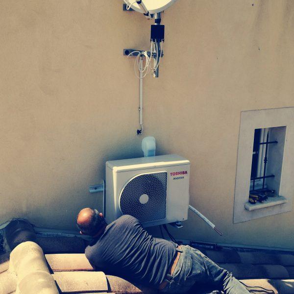 vente et pose de climatisation à castelnau le lez