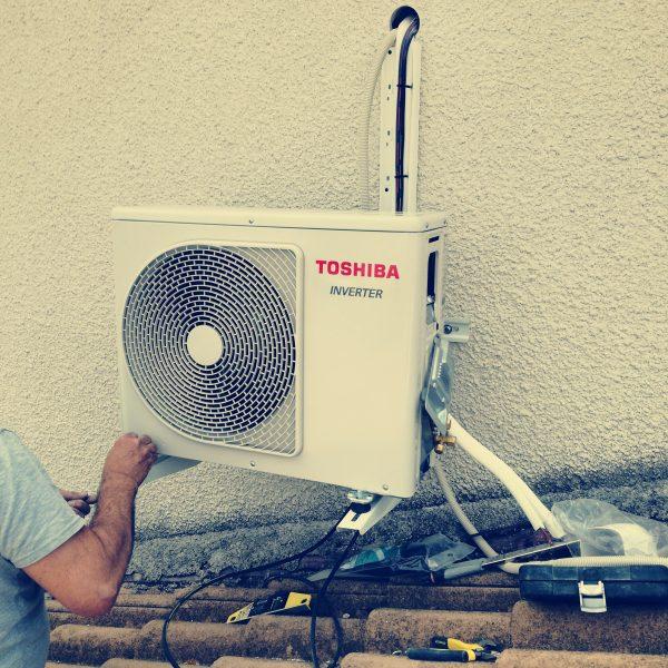 vente et pose de climatisation à juvignac