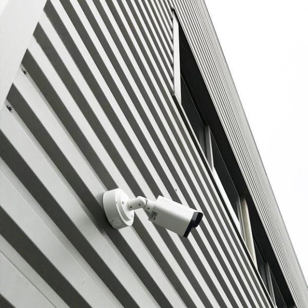 camera vidéo surveillance a distance sur saint jean de vedas