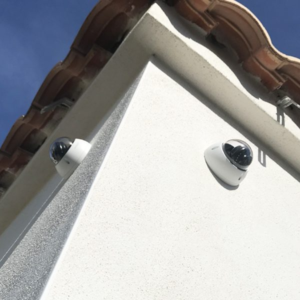 Installation Systeme Video Surveillance A Aimargues