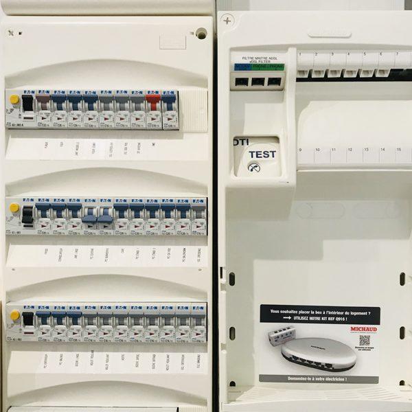 Installation Tableau Electrique A Aimargues
