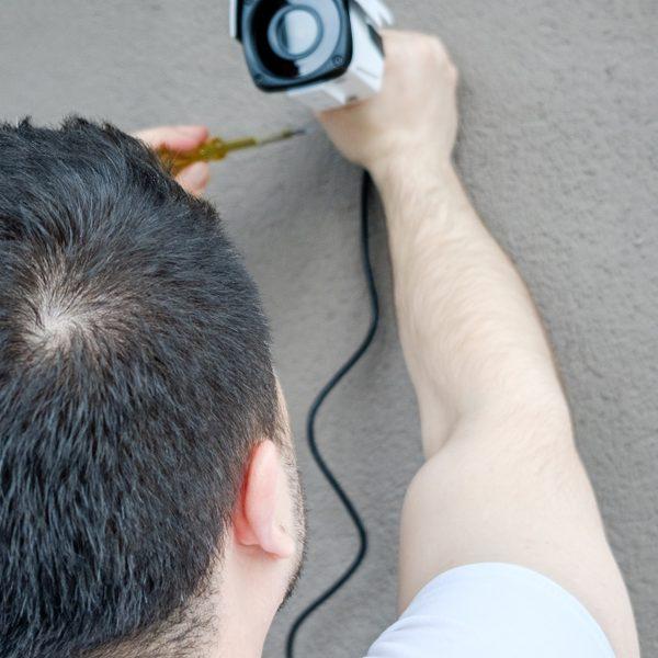 Installation Cameras De Surveillance A Lunel