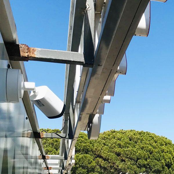Installation Systeme De Video Surveillance Au Cailar