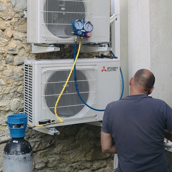 Maintenance Entretien De Climatisation A Aigues Vives