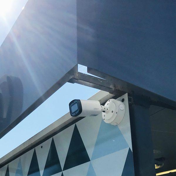 Maintenance Systeme De Cameras De Surveillance Au Cailar