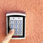 Installation Digicode D'acces Sur Residence A Lunel