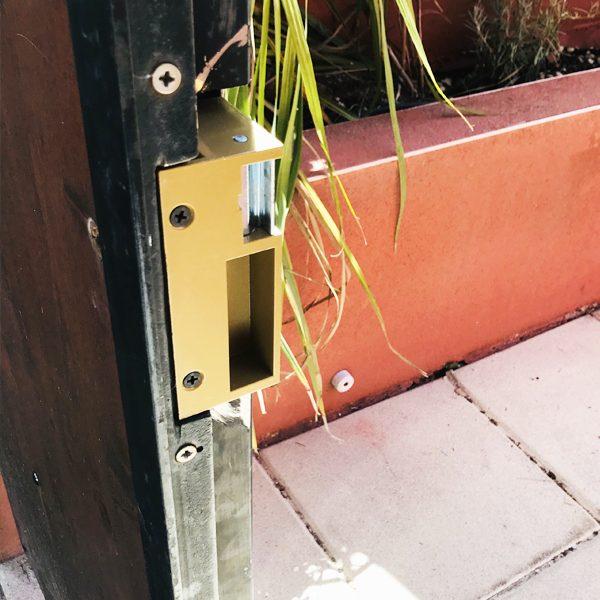 Installation Gache Electrique Sur Controleur D'acces A Lunel