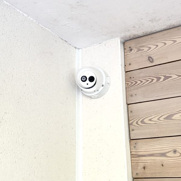 Installation Camera De Surveillnace A Lattes